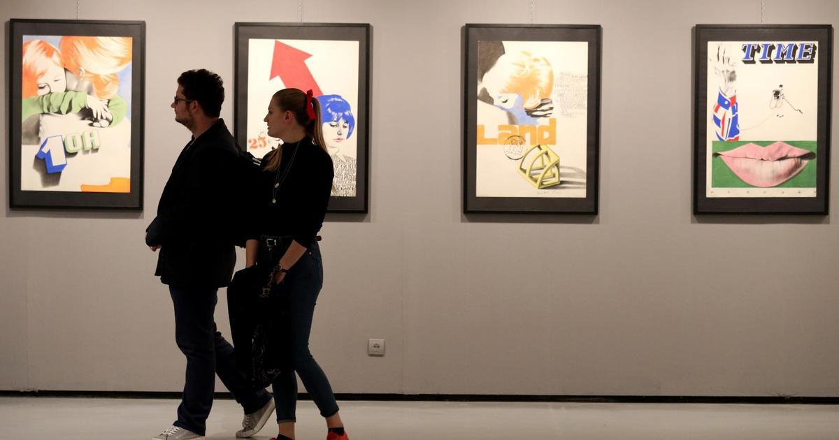 RIJEKA U galeriji Kortil otvorena izložba Zatvaranje kruga Arsena Roje