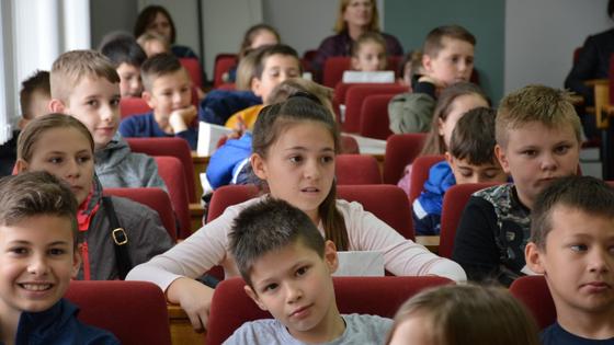 Upoznavanje učitelja osnovne škole