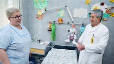 Da malim pacijentima bude lakše, roditeljima smo osigurali da budu uz njih