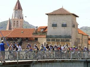 '2Islands On 2Wheels 2017' Trogir
