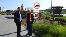 Župan došao otvoriti radove, no već ih je otvorio gradonačelnik