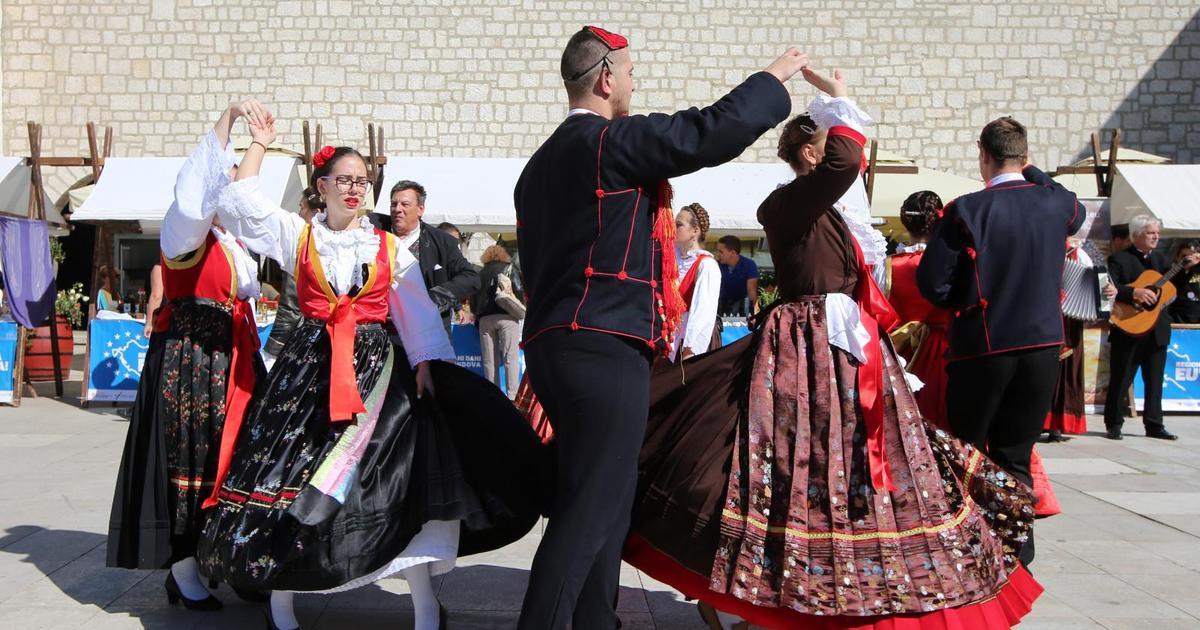 Sajam EU fondova Zahvaljujući sredstvima EU razvio se turizam i gospodarstvo te obnovila kulturna i prirodna baština