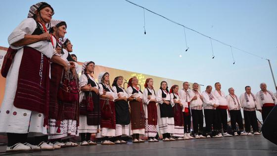 Nastupala su domaća kulturno-umjetnička društva te KUD-ovi iz Tomislavgrada i Crnče