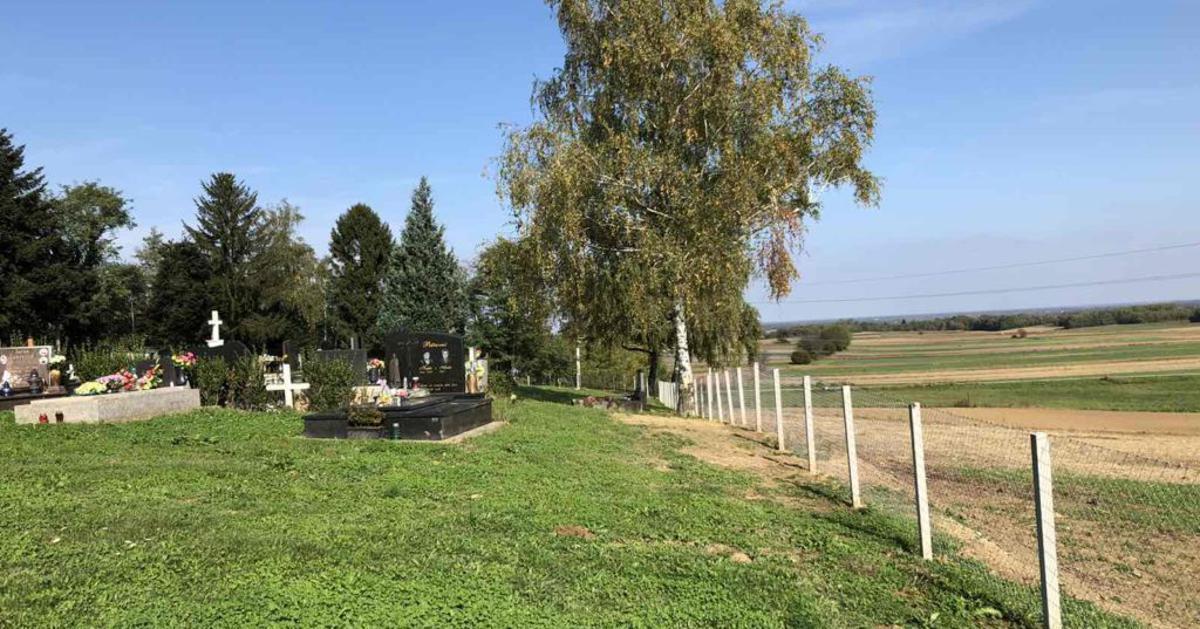 UREĐENJE Mjesno groblje u Budrovcu dobilo novu ogradu